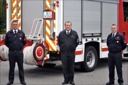 Löschzugführung Feuerwehr Aegidienberg