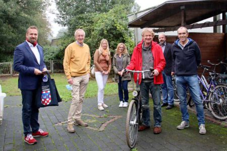 Fahrradwerkstatt unter neuer Leitung