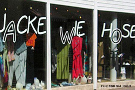 AWO-Laden und Buchcafé wieder geöffnet