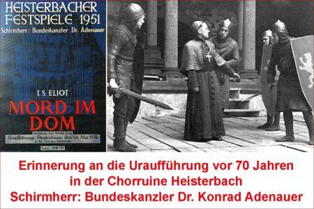 Mord im Dom 1951