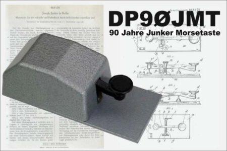 Jubiläum Junker Morsetaste