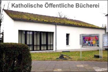 Bücherei Rhöndorf in den Sommerferien offen
