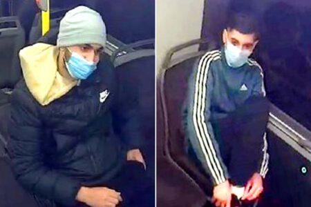 Foto-Fahndung: Unbekannte raubten 25-Jährigen aus - Wer kennt diese Tatverdächtigen?