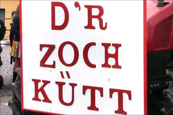 D´r Zock kütt - auch in Aegidienberg