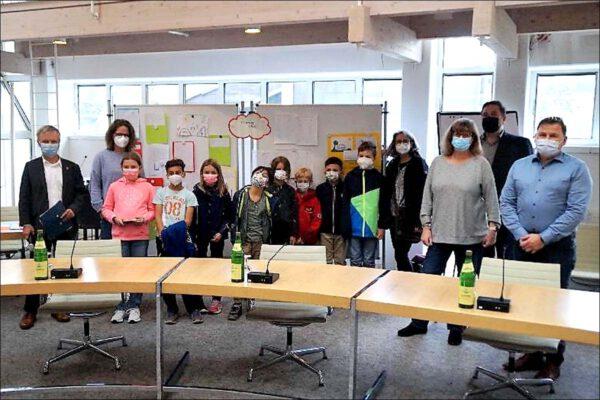Ergebnisse des dritten Kinder- und Jugendforums vorgestellt